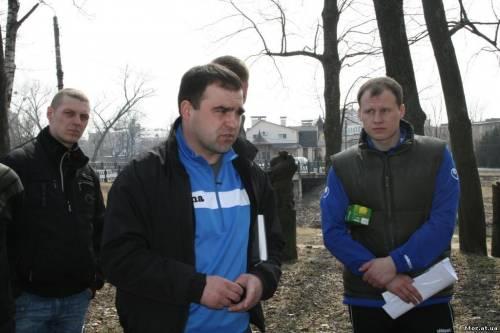 Федерация Футбола Первомайского Района: федерация футбола района